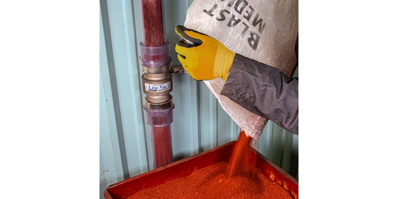 Wear-Resistant Pneumatic Conveyor Provides High Throughput