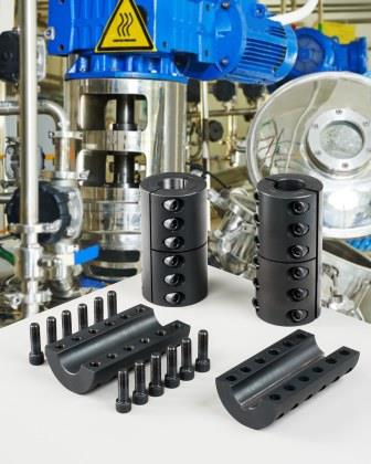 Rigid Shaft Couplings for Heavy-Duty Mixers | Powder/Bulk Solids