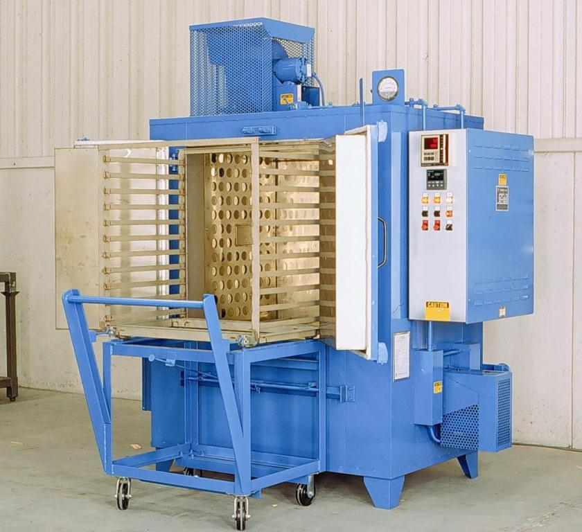 Heated Drying Cabinet ~ Electrically heated ºf cabinet oven powder bulk solids