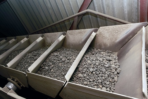 Advances In Hot Material Conveying Powder Bulk Solids