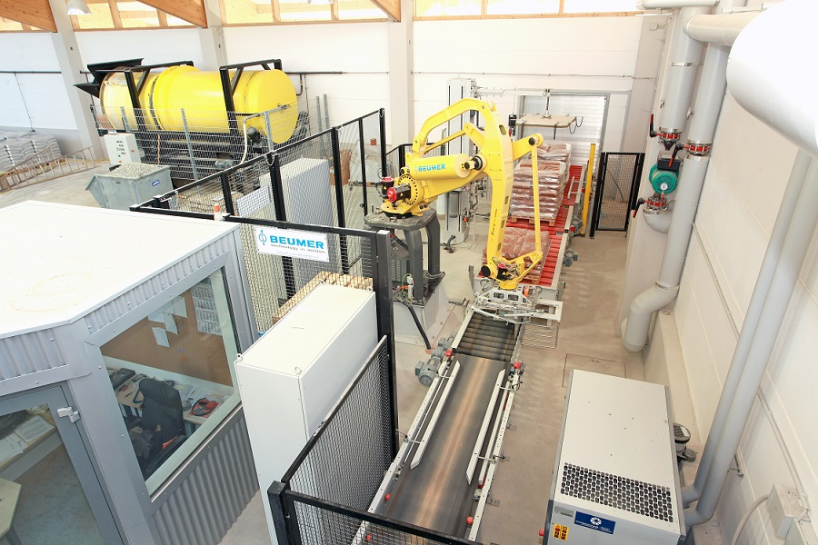 New Bag Palletizing Technology Making Companies More