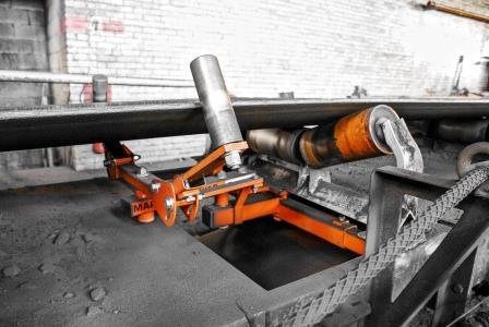 Conveyor Belt Tracking Systems Reduce Hazards Spillage