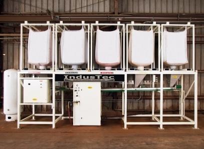 Granular Pigment Dispensing Systems Rely On Piston