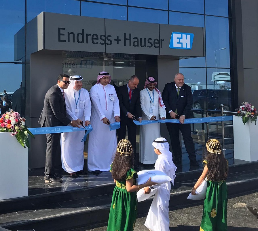 Endress+Hauser Opens Calibration and Training Center ...