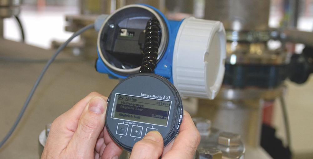Radar Level Measurement In Clinker Silos Page 2 Powder