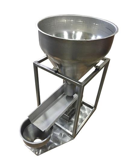 Stainless Steel Hopper Feeder For Food Applications