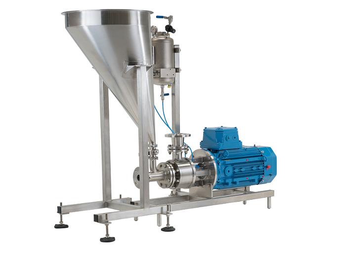 New Chemical-Duty Powder/Liquid Mixer | Powder/Bulk Solids