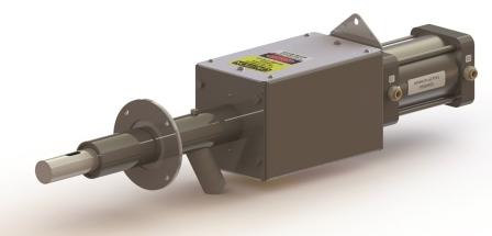 Automatic Point Sampler Powder Bulk Solids