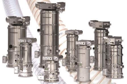 Complete Pneumatic Vacuum Transfer Systems Powder Bulk