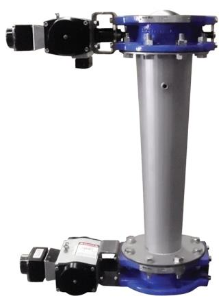New Airlock Double Dump Valves Feed And Measure Powder