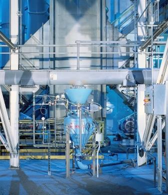 Custom Engineered Pneumatic Conveying Systems Powder