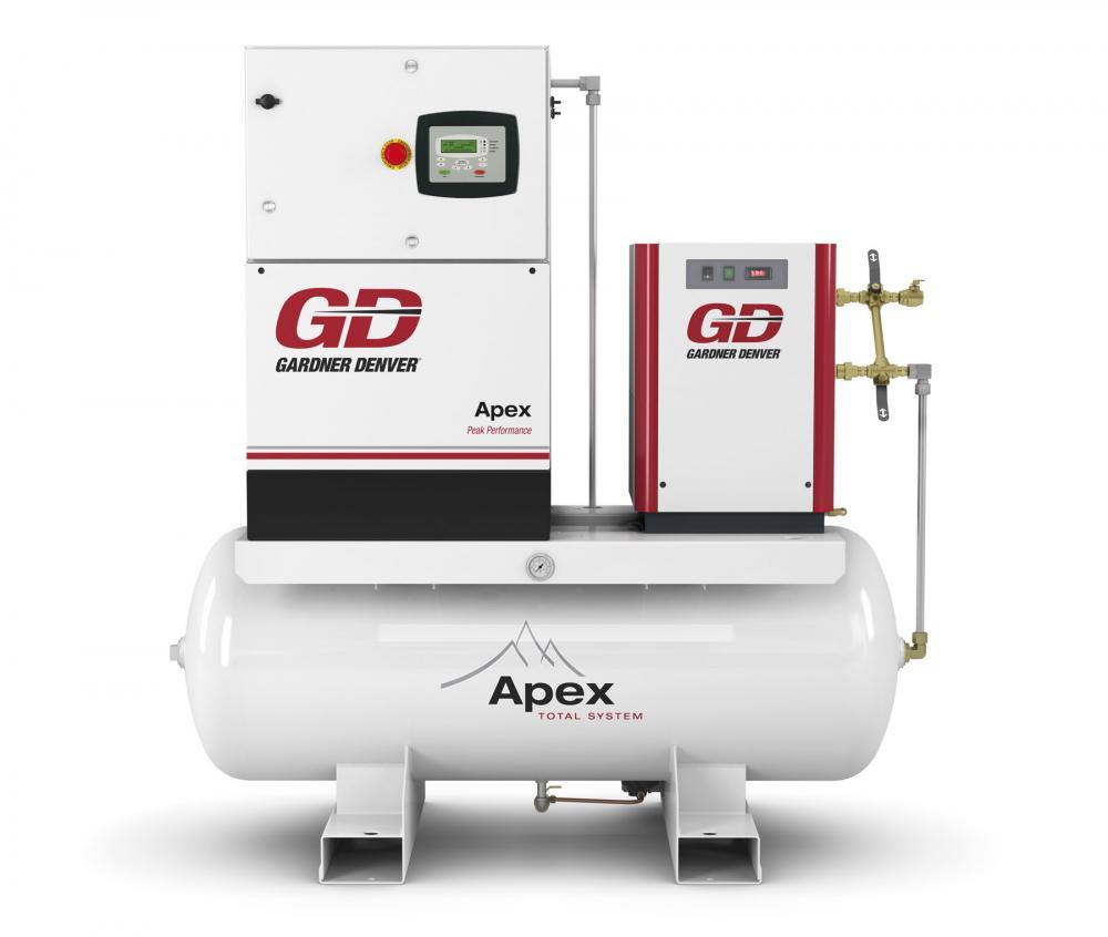 Apex Rotary Screw Air Compressor | Powder/Bulk Solids