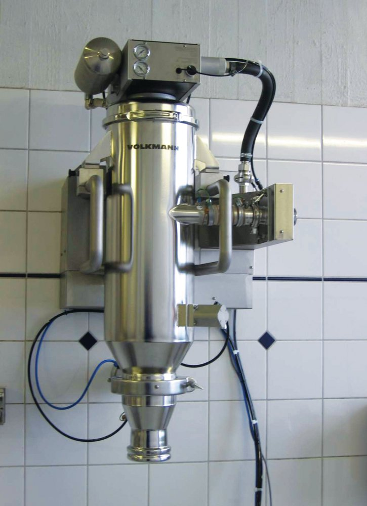 Conweigh Weighs Product In Transfer Powder Bulk Solids