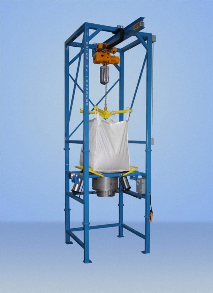 Material Master Bulk Bag Discharger Powder Bulk Solids