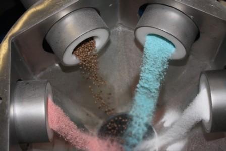 Orbital Loss In Weight Blending System Powder Bulk Solids