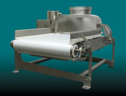 Open Frame Weigh Belt Feeder For Sanitary Processes