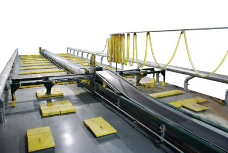 Standard And Custom Conveyors Powder Bulk Solids