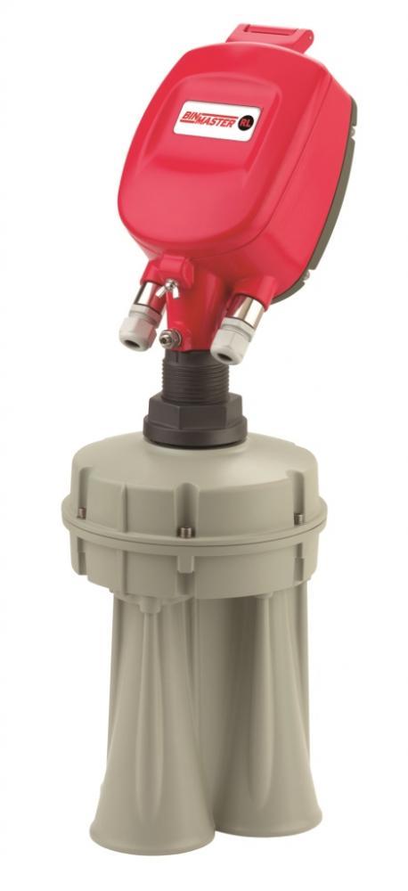 Pb D Binmaster on Storage Tank Level Sensor