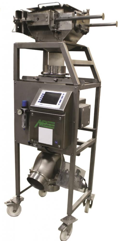 Inline Dust Collector : Total inline solution for metal control powder bulk solids