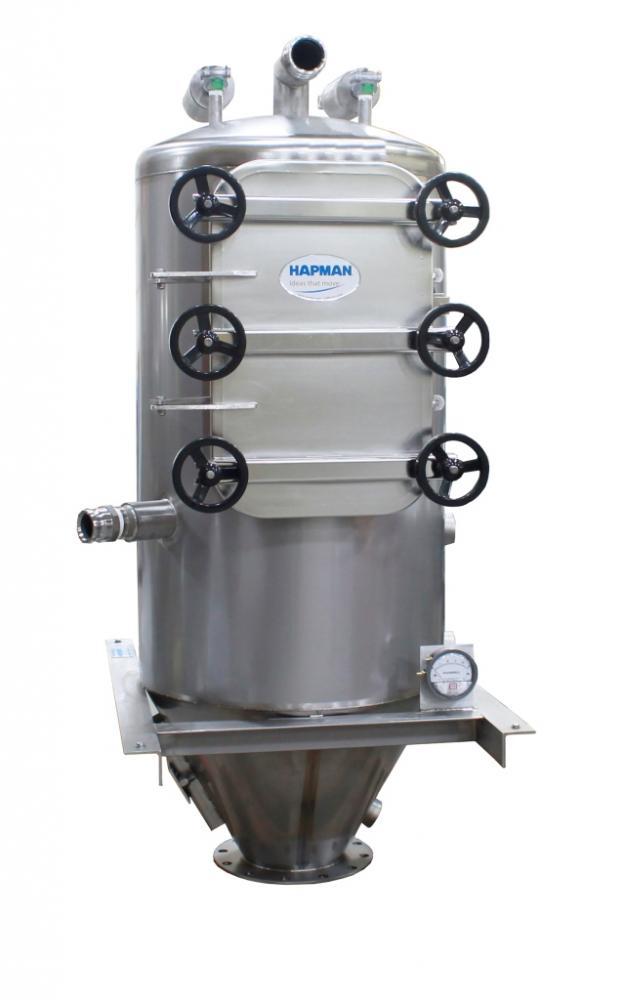 Vacuum Conveyor Designed For Explosive Applications