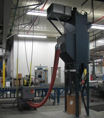 Using Dust Collection for OSHA Silica Standard Compliance | Powder