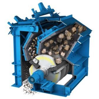Horizontal Shaft Impactor Has Versatile Crusher Design