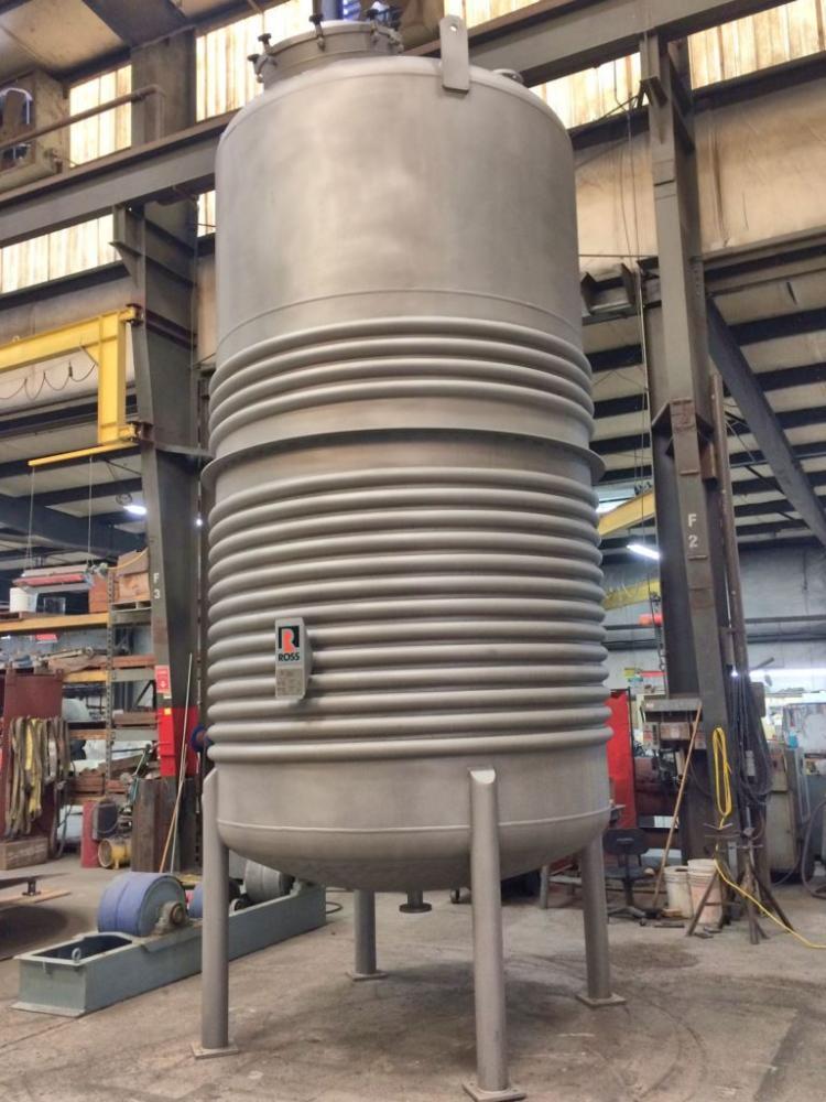 ASME Tank Fabrication   Powder/Bulk Solids