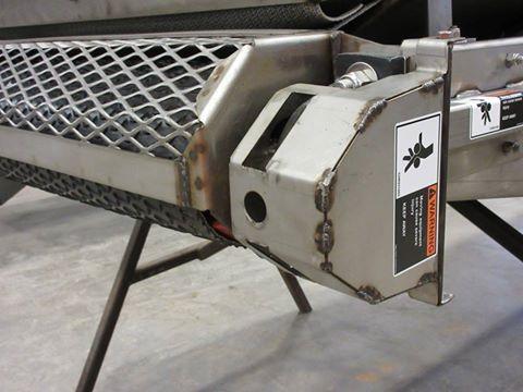Conveyor Safety Powder Bulk Solids