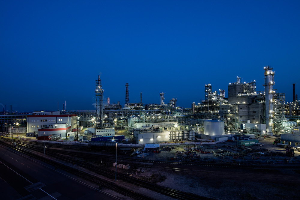 Basf Chemical Plant Explosion Causes 1 Death Injuries