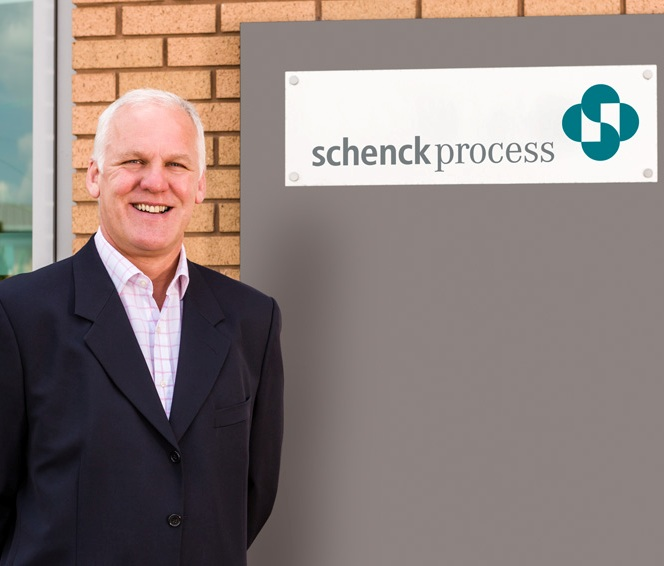 By Schenck And Company: John Laing Joins Schenck Process As Head Of UK Sales Light
