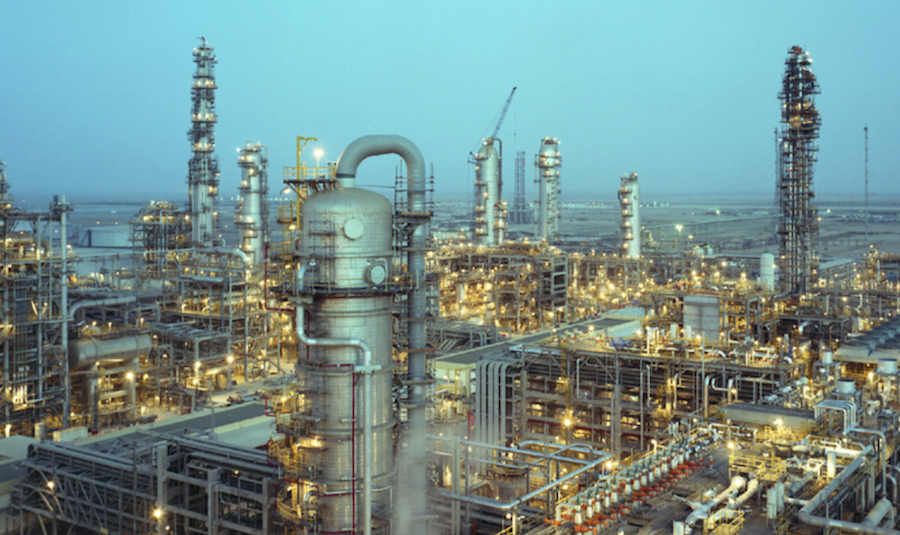 Aramco, SABIC to build $20bn complex By
