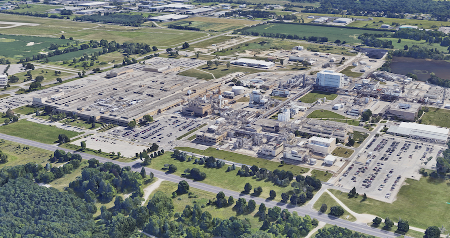 Pfizer Opens New 98 500 Sq Ft Warehouse At Michigan Plant Powderbulksolids Com
