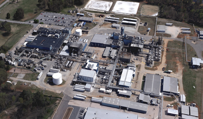 Worker Falls to Death at AkzoNobel Chemical Plant in NC