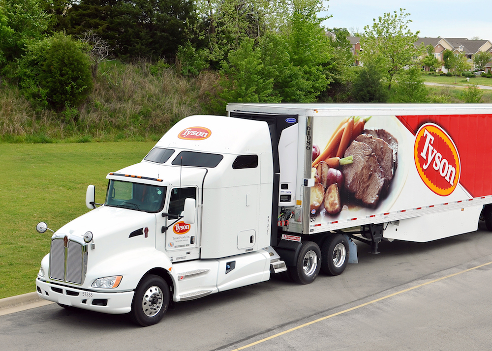 Tyson to build new chicken facility to match demand