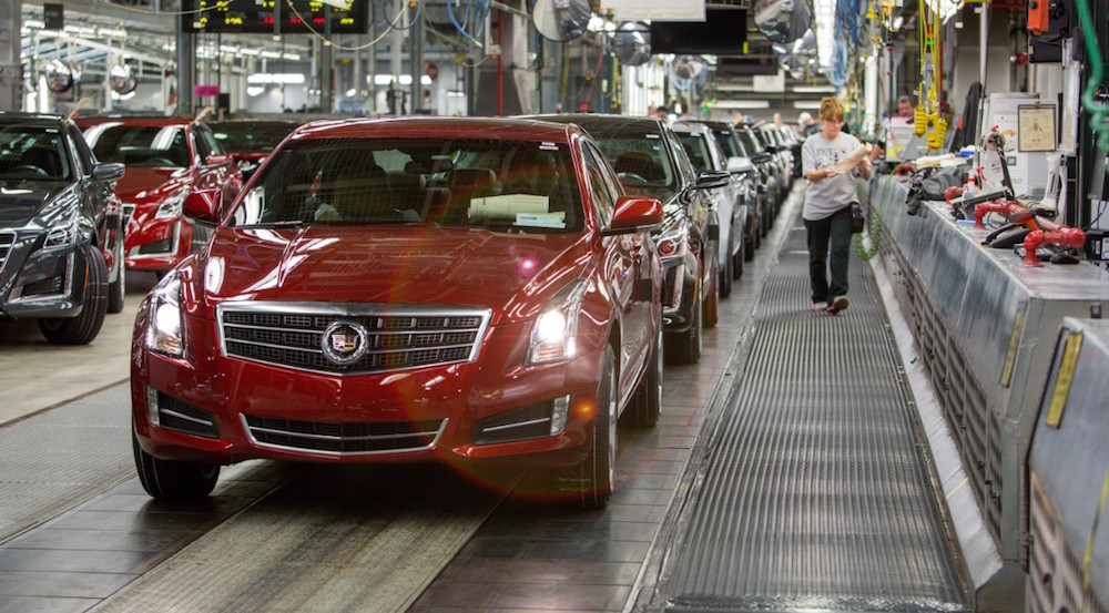 Gm To Invest 900m In U S Manufacturing Facilities