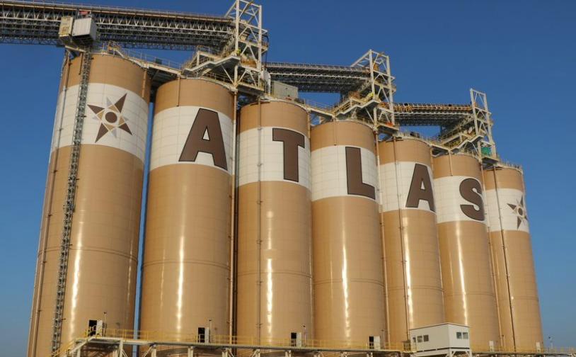 Atlas Sand Opens Frac Sand Production Facility in Texas | Powder
