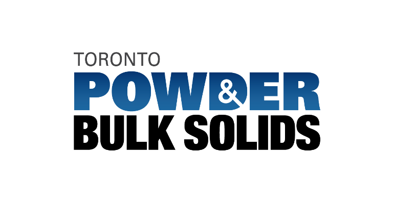 Powder & Bulk Solids Toronto 2021