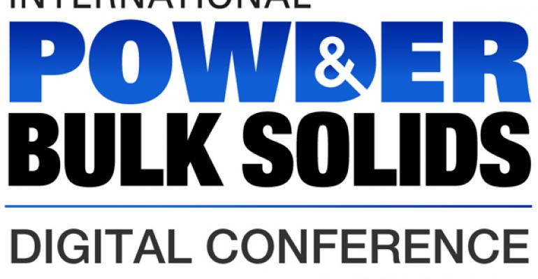 International Powder & Bulk Solids Digital Conference