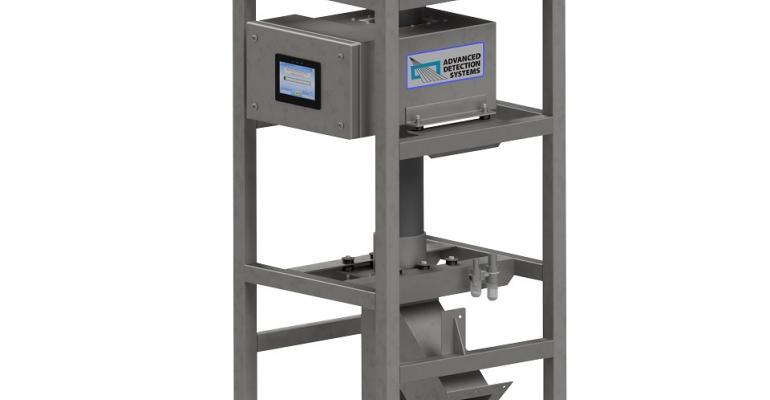 ProScan Max III metal detector