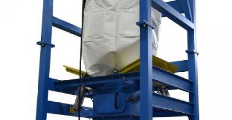 BEST bulk bag discharger