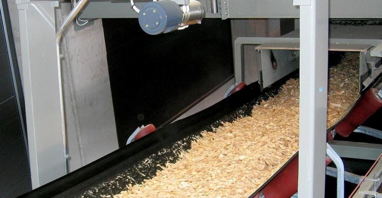 Berthold bulk flow measurement system
