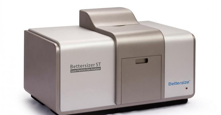 Bettersizer ST laser particle size analyzer