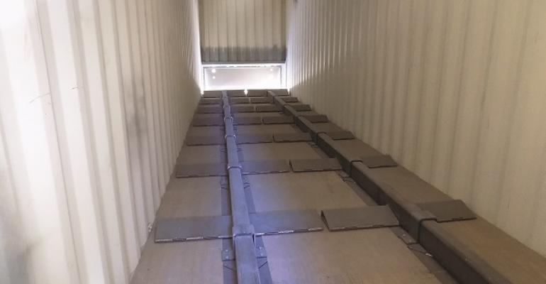 Biomass Engineering & Equipment SMART container
