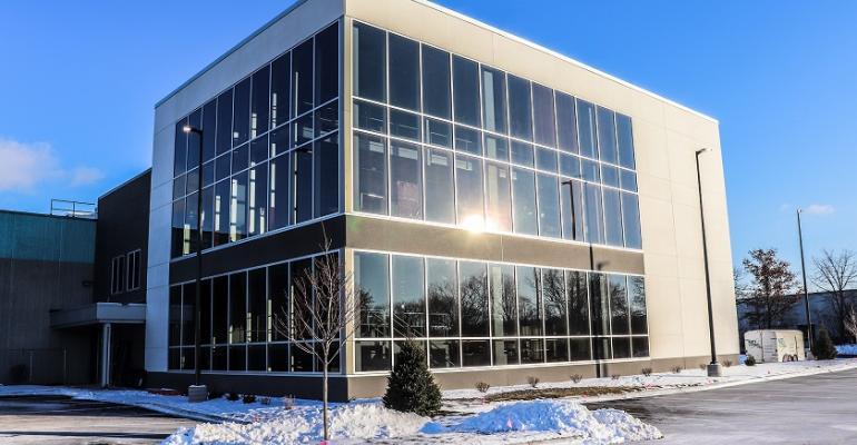 Buhler Food Application Center