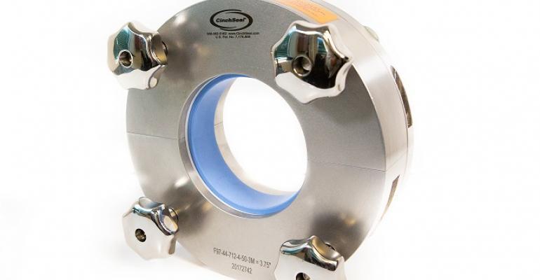 CinchSeal 9700 Series rotary shaft seal