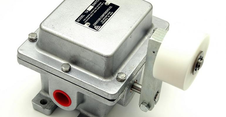 """Conveyor Components model TPS """"Tripper Position Switch"""""""