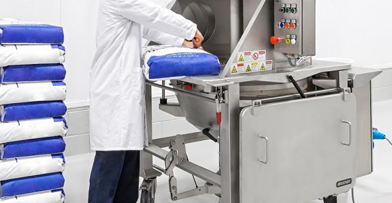 Daxner control screening machine