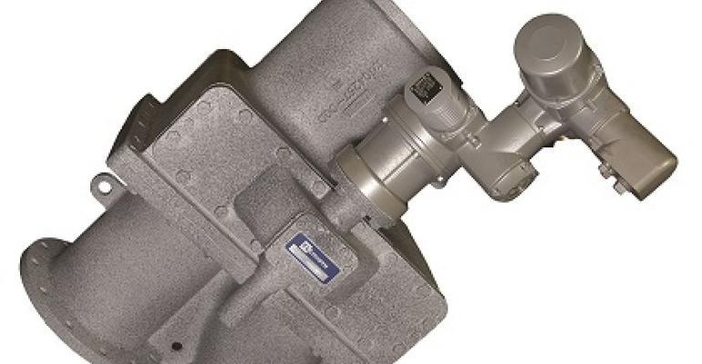 FLSmidth Inc. Abrasion-Resistant SK V2 Two-Way Diverter Valve