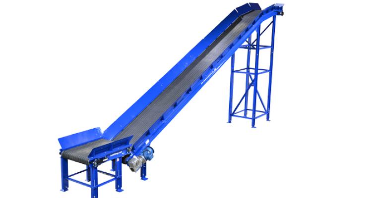 Erie Technical Systems Z-Belt conveyor
