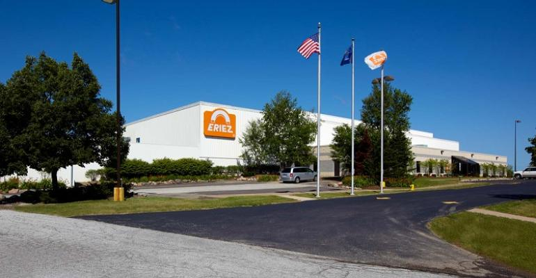 Eriez Wagner Rd plant will undergo a major expansion.